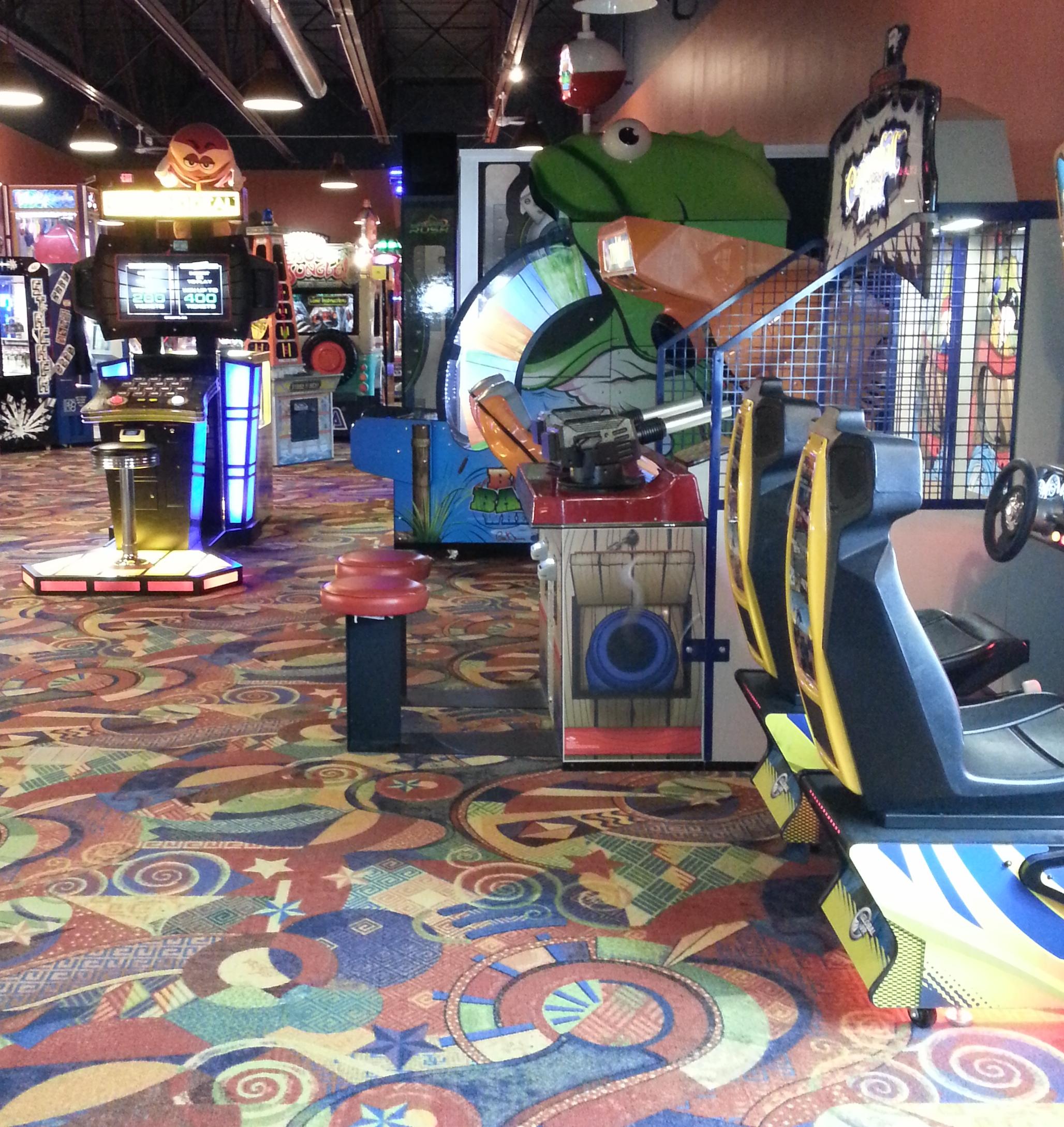 Lucky Jack\'s Arcade