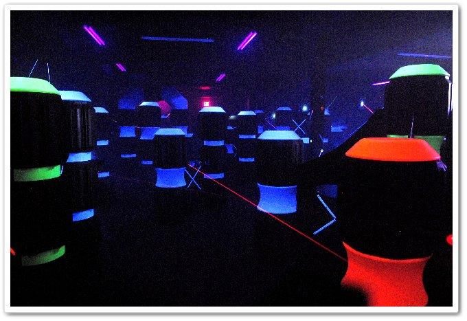 Laser Tron Arena
