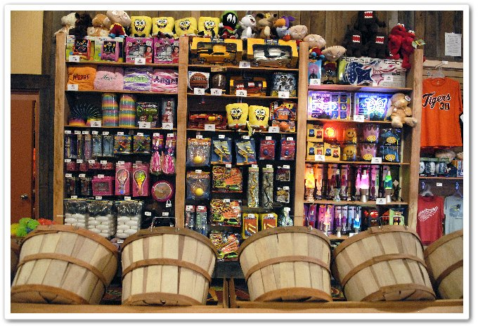 Redemption Store at Lucky Jack\'s
