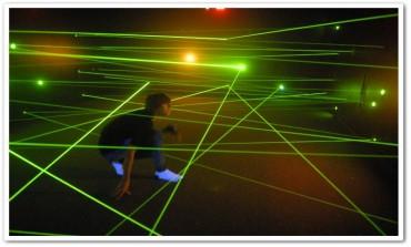 Laser Maze Lucky Jack S